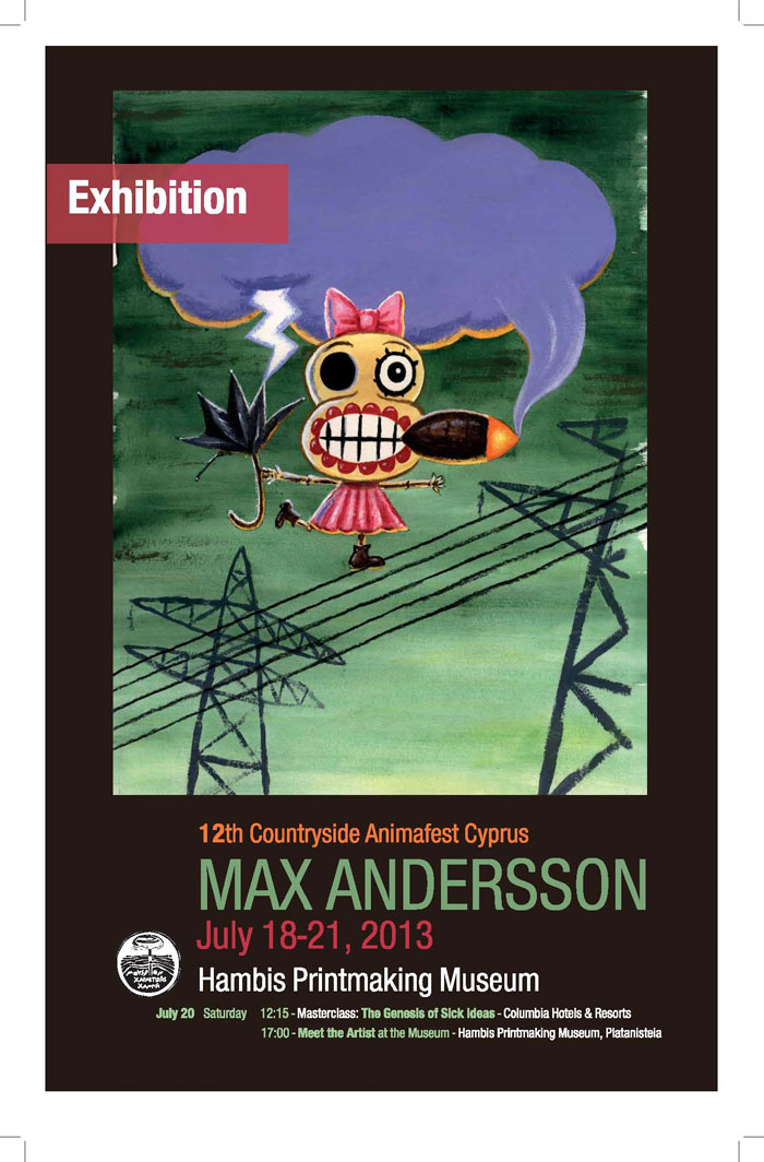 Max Andersson 2013